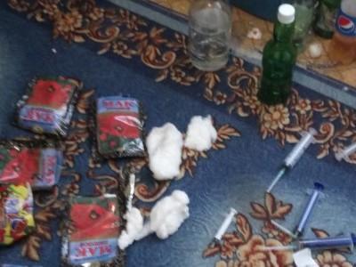 В Удмуртии полицейскими задержаны подозреваемые в содержании наркопритона